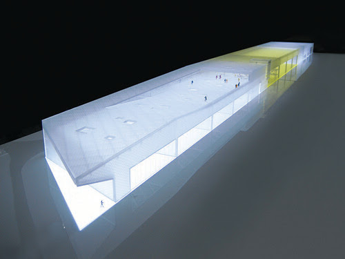 Engadin Airport © HOSOYA SCHAEFER Architects