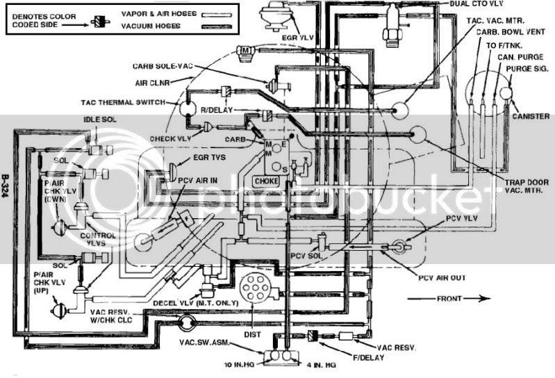 35 1989 Jeep Wrangler 42 Vacuum Diagram