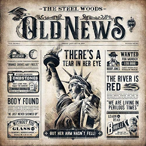 New Music Friday: Old News by The Steel Woods