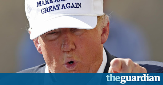 Donald Trump would be world's only national leader to reject climate science | US news | The Guardian