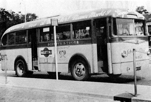 1980 Ford transit-Verheul stadsbus