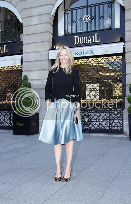 Alexandra Golovanoff Versace Haute Couture*