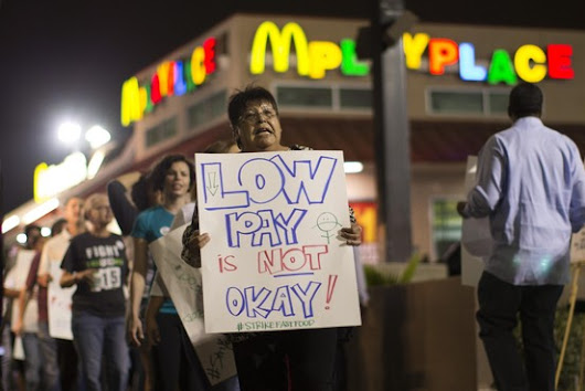 Los Angeles Minimum-Wage Boost Seen as Policy Test