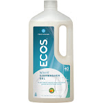 Earth Friendly Wave Dishwasher Gel, 2X Ultra, Free & Clear - 40 fl oz bottle