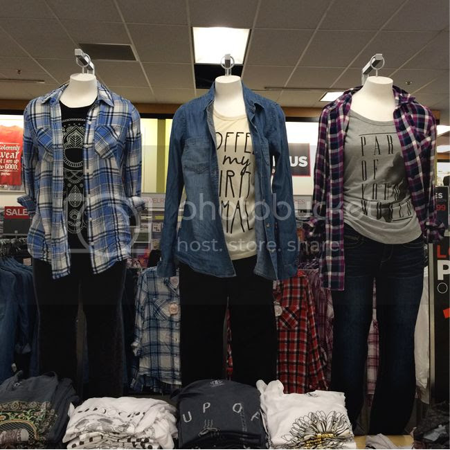 Kohls Fall 2015 Plaid Shirts