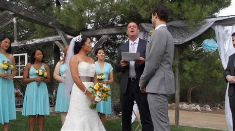 Full Wedding Ceremony Documentary style with a Intro