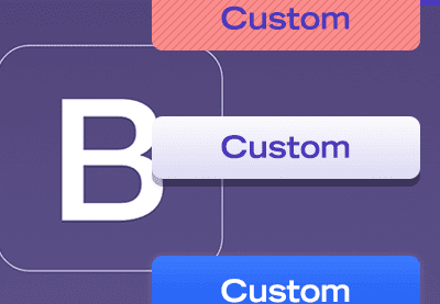 New Course: Customizing Bootstrap Components
