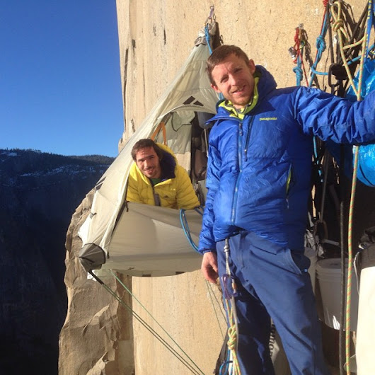 NY Times Commenters Explain Why The Dawn Wall Climb Is Dumb | adventure journal