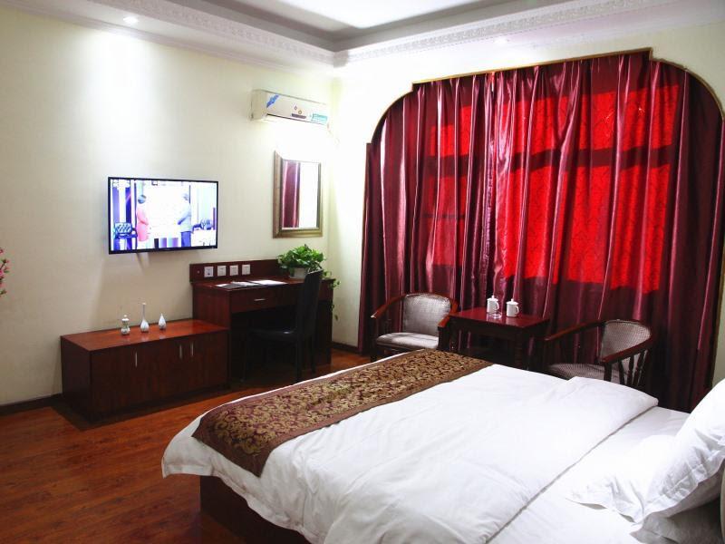 Review GreenTree Alliance Jiangxi Jingdezhen Changjiang District Hexi Hotel