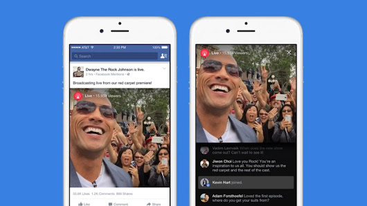 Is Facebook About To Kill Periscope & Meerkat!