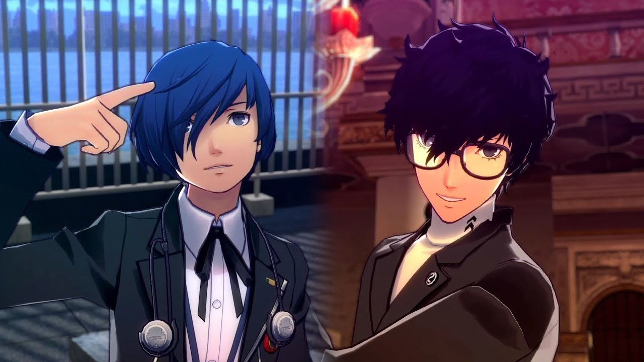 Persona 3 and 5 dancing games will not have a story mode screenshot