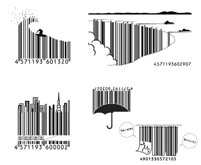 barcode1 Amazingly Creative Japanese Barcodes picture