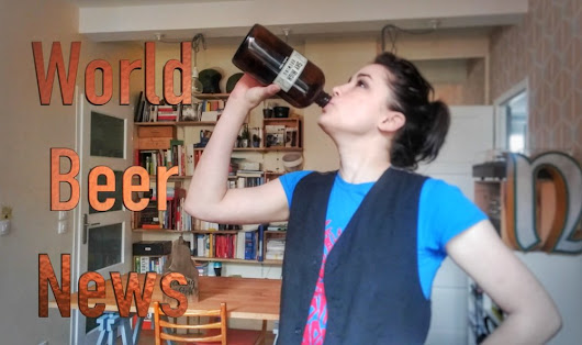 Come and drink my magic beer! + World Beer News