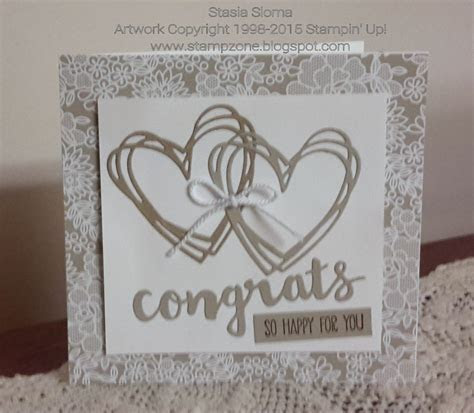 Stampin' & Scrappin' with Stasia Stampin' Up! 2016 17 Idea