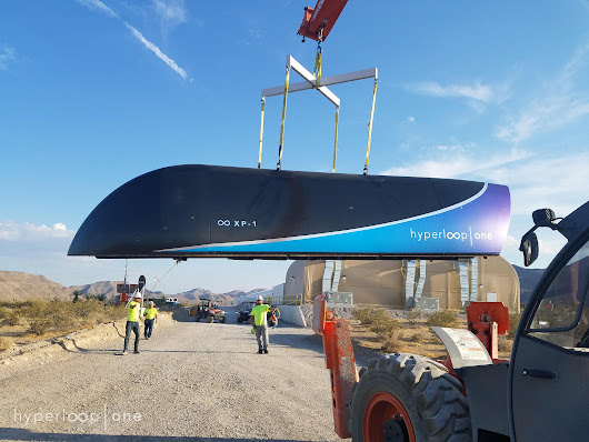 Hyperloop One Global Challenge Winners Announced - Industry Tap