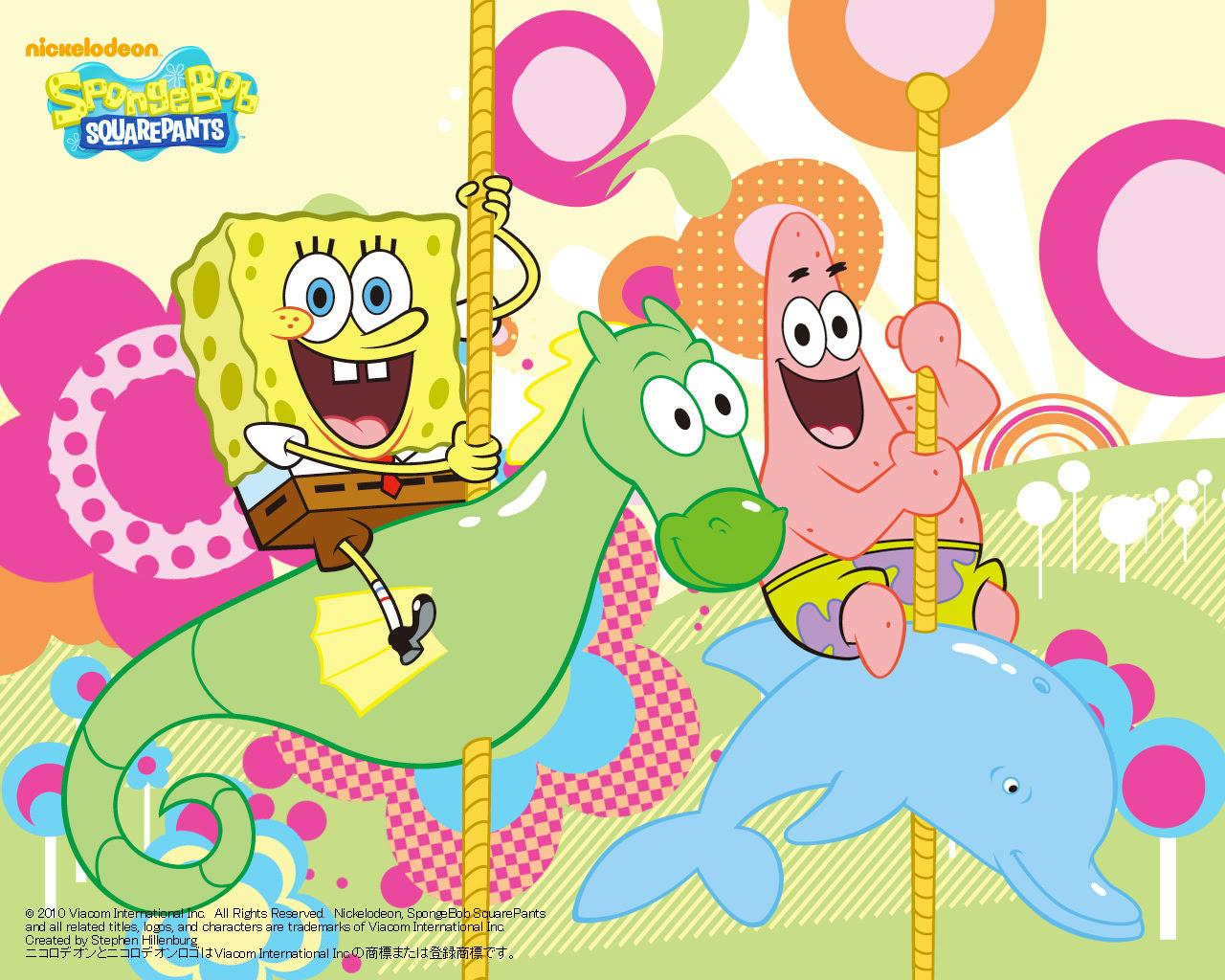 Spongebob Squarepants Gambar Spongebob And Patrick Hd Wallpaper And