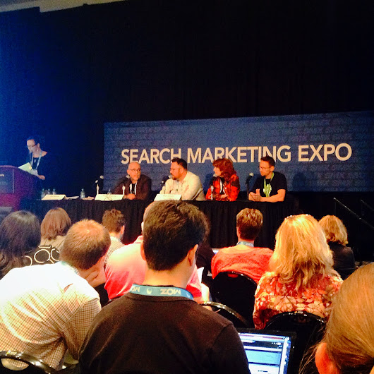 The pros & cons of infinite scroll pages via #SMX