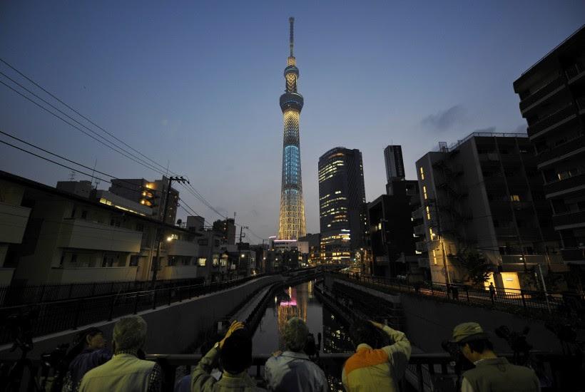 La torre de comunicaciones más alta del mundo cumple un año