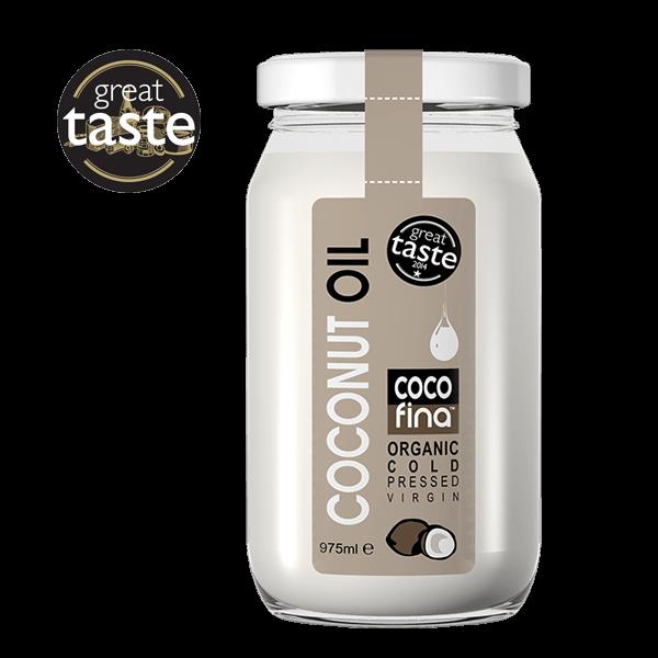 Huile de noix de coco bio - 975ml