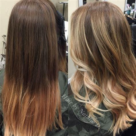 hottest balayage hair color ideas  balayage
