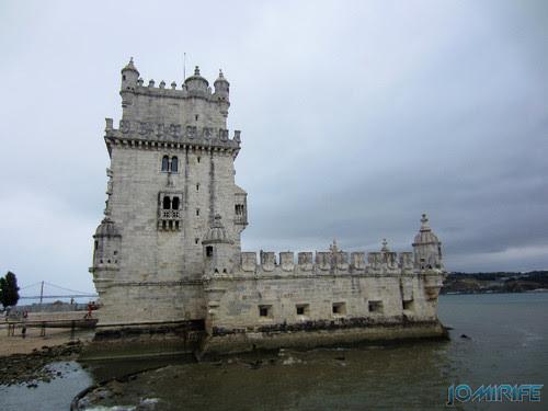 Lisboa - Torre de Belém (3) [en] Lisbon - Belem Tower