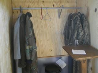 Front Closet Clothes Hanging Rod