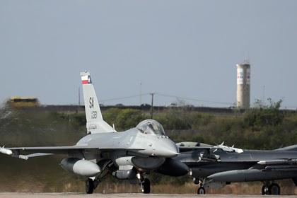 Турция захотела купить у США 40 истребителей F-16
