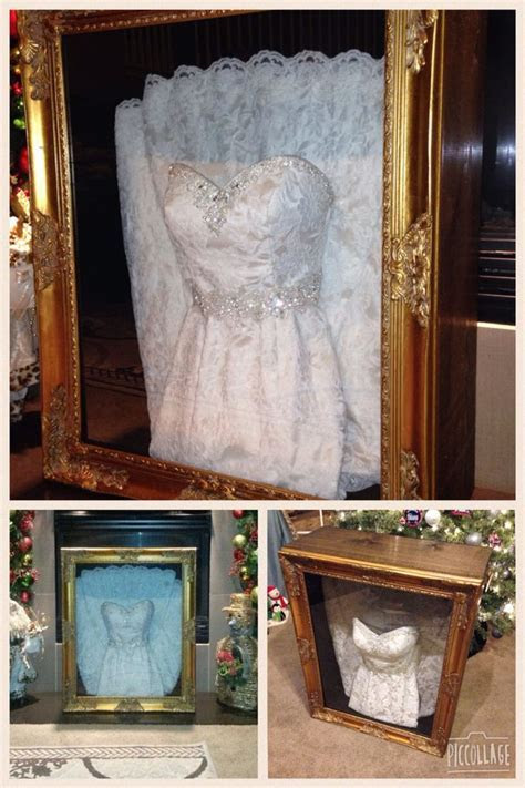 Best 25  Wedding dress frame ideas on Pinterest   Wedding
