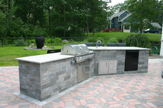 Earth and Sea Hardscape - Rye, NH - Stone, Pavers & Concrete