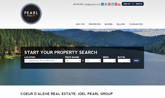 Welcome to the New Joelpearl.com!