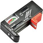 Accurate Universal Battery Tester Load Checker AA AAA 9V C D Power Portable Load
