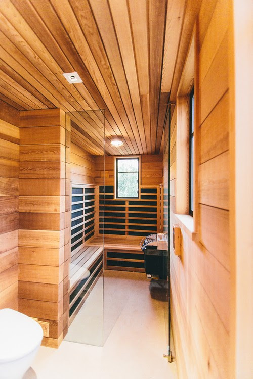 How an Infrared Sauna Can Ease Your Physical Ailments (02/20/2017)
