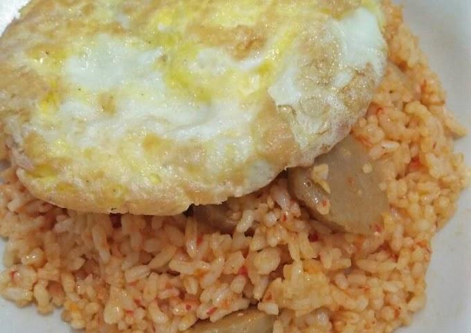 Cara Praktis Membuat Nasi Goreng Balado Lezat
