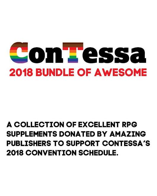2018 ConTessa Bundle of Awesome [BUNDLE]