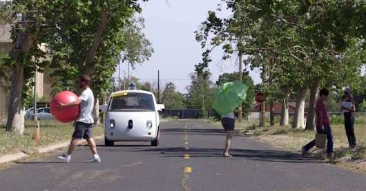 Google's self-driving cars are coming to public roads in California this summer
