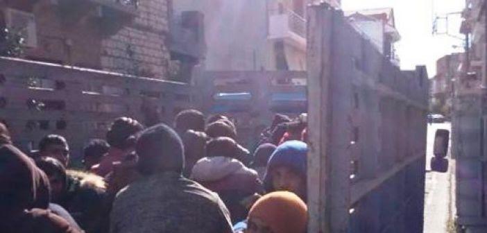 Μεσολόγγι: Η Αστυνομία εντόπισε φορτηγό με 40 αλλοδαπούς αγρεργάτες! (ΔΕΙΤΕ ΦΩΤΟ)