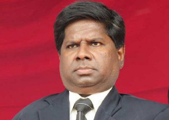 Jaffna High Court Judge M.Ilancheliyan.