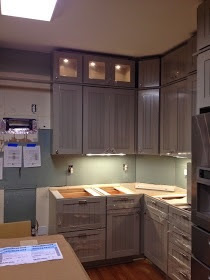 Stacking Kitchen Cabinets For More Height Ceiling Tiles Photos Ceilings Home Interior Design And Decorating City Data Forum