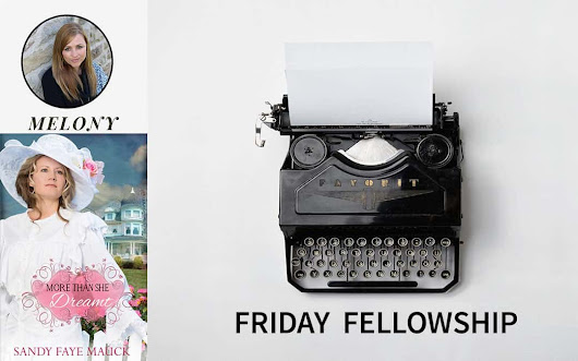 First Friday Fellowship - HeartWings Blog