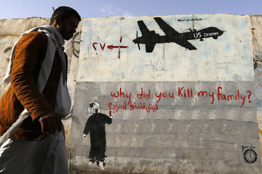 In attack on Trump, Clinton accidentally admits drone killing of Abdulrahman al-Awlaki may have been a war crime