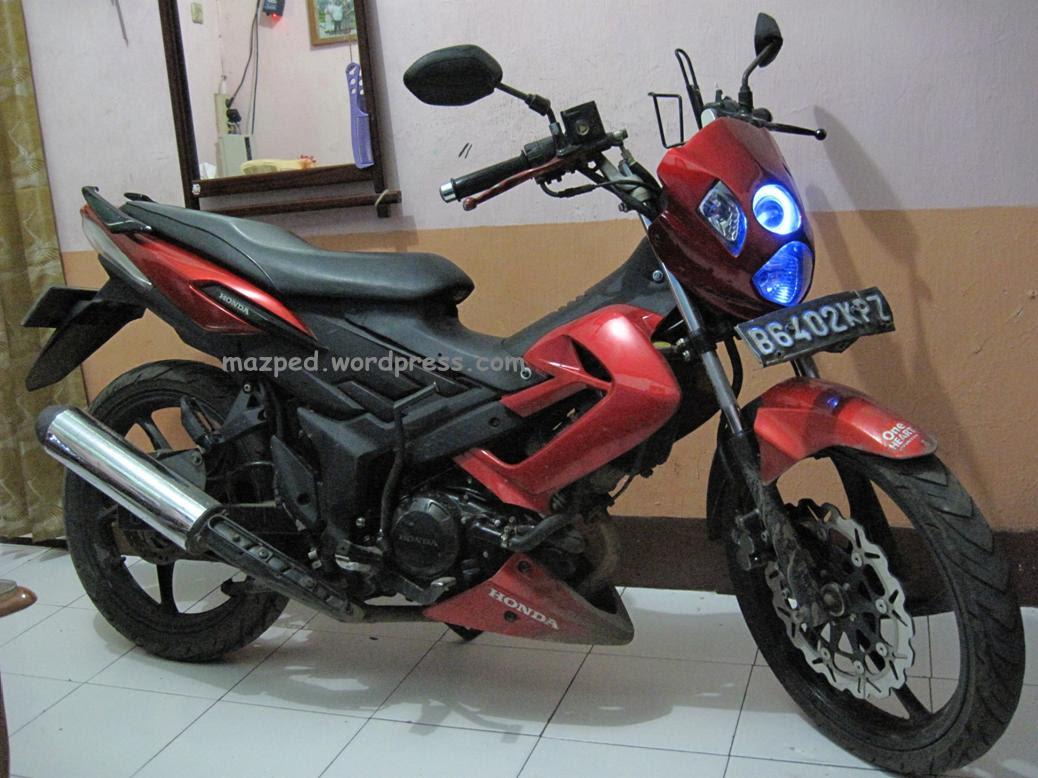 Modifikasi Motor Honda Cs One Kumpulan Modifikasi Motor Scoopy Terbaru