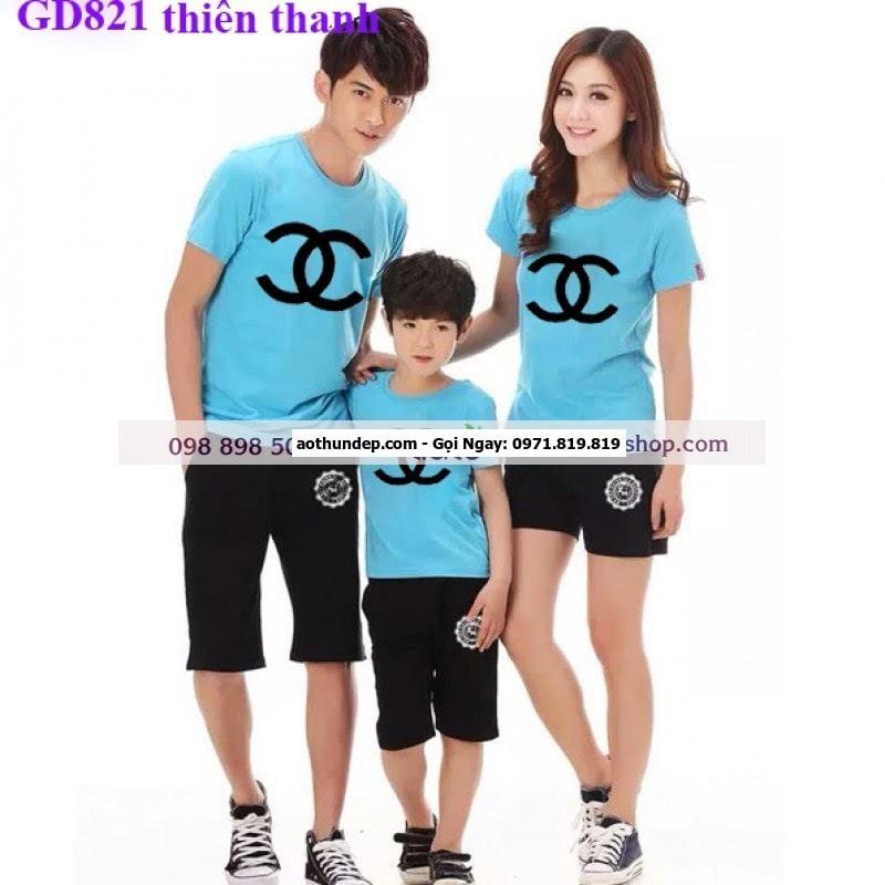 đồng phục gia đình tphcm