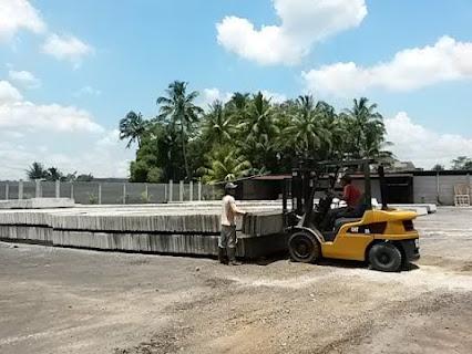 Jual Tembok Beton Per Meter Bekas Murah