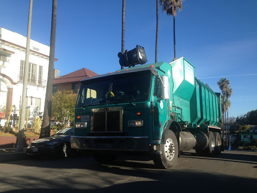 L.A. to pay $26 million for ban on naps by garbage-truck drivers
