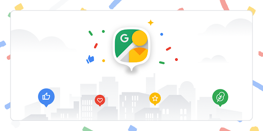 I earned a badge on Local Guides Connect!