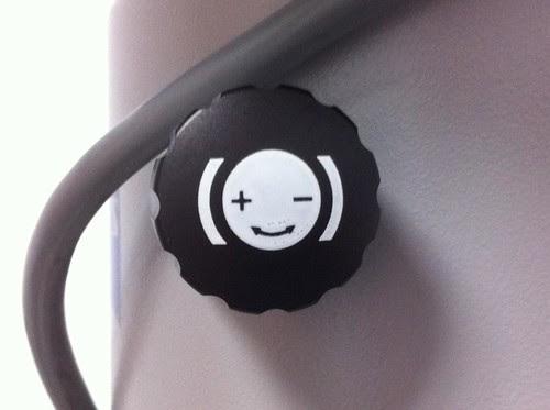 Radiation Smile