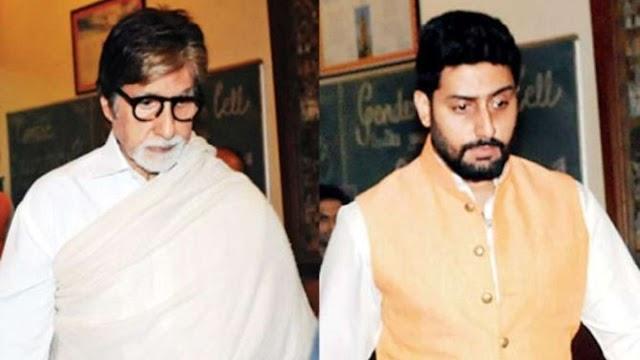 जब पिता अमिताभ बच्चन की फिल्म के सेट से बाहर निकाले गए थे अभिषेक बच्चन, जानें क्या हुआ था ऐसा