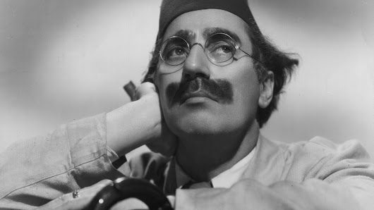 Groucho Marx Spared No One — And His Biographer Isn't Pulling Punches, Either