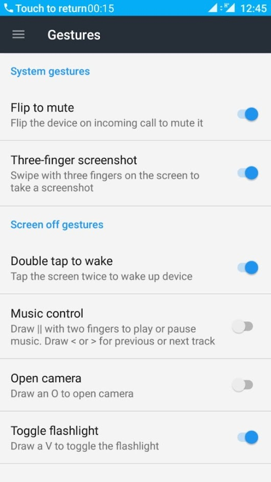 How to take screenshot on OnePlus 5 - Tech2Touch
