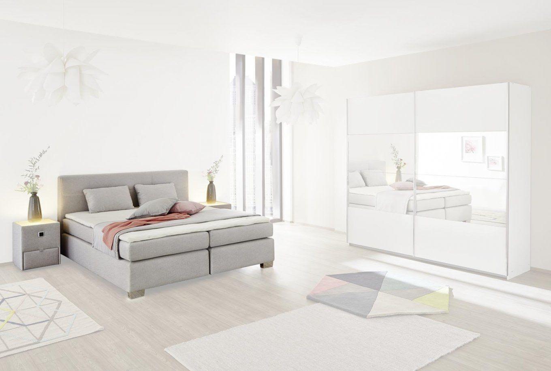 Schlafzimmer Komplett Günstig 140x200 | Metall Bettgestell ...